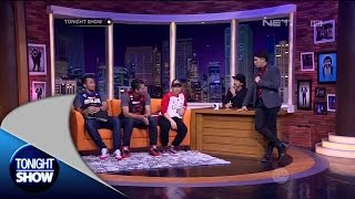 Adhi Pratama, Galank Gunawan, dan Augie Fantinus Ngobrol Persiapan Timnas Basket Indonesia