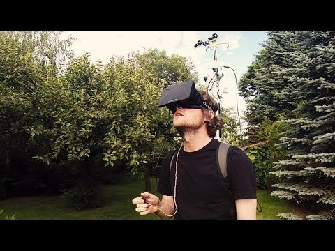 Real World Third Person Oculus Rift