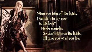 Video Avril Lavigne - Give You What You Like (Lyric On Screen) HQ MP3, 3GP, MP4, WEBM, AVI, FLV Juli 2018