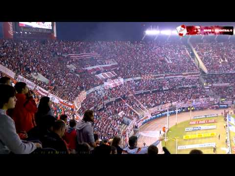 MIX IMPERDIBLE - River Plate vs Rosario Central - Campeonato 2015 - Los Borrachos del Tablón - River Plate
