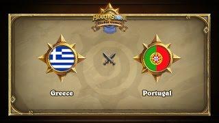 GRC vs PRT, game 1