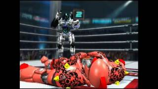 Real Steel - Vs Abel And Zeus (Top 2 Cpus).Underworld Stage 3