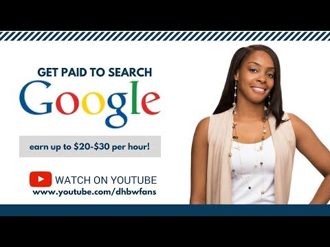 Get Paid To Search Google with Mike Munter