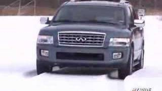 Review: 2008 Infiniti QX56