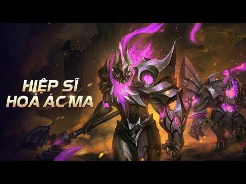 Cốt truyện | Arduin Tà Linh Hiệp Sĩ  - Hiệp sĩ hóa ác ma - Garena Liên Quân Mobile - Thời lượng: 2:13.
