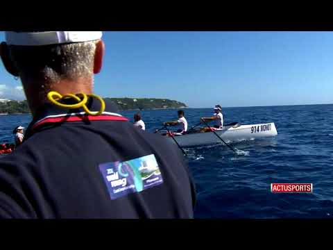 Preparations for the World Sea Rowing Championships