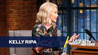 Kelly Ripa remembers Donald Trump speaking to her about his prospects running for president when he co-hosted LIVE with Kelly in 2006.» Subscribe to Late Night: http://bit.ly/LateNightSeth» Get more Late Night with Seth Meyers: http://www.nbc.com/late-night-with-seth-meyers/» Watch Late Night with Seth Meyers Weeknights 12:35/11:35c on NBC.LATE NIGHT ON SOCIALFollow Late Night on Twitter: https://twitter.com/LateNightSethLike Late Night on Facebook: https://www.facebook.com/LateNightSethFind Late Night on Tumblr: http://latenightseth.tumblr.com/Connect with Late Night on Google+: https://plus.google.com/+LateNightSeth/videosLate Night with Seth Meyers on YouTube features A-list celebrity guests, memorable comedy, and topical monologue jokes.NBC ON SOCIAL Like NBC: http://Facebook.com/NBCFollow NBC: http://Twitter.com/NBCNBC Tumblr: http://NBCtv.tumblr.com/NBC Pinterest: http://Pinterest.com/NBCtv/NBC Google+: https://plus.google.com/+NBCYouTube: http://www.youtube.com/nbcNBC Instagram: http://instagram.com/nbctvKelly Ripa Looks Back on Co-Hosting LIVE with Donald Trump- Late Night with Seth Meyershttps://youtu.be/RgGLnaS7smELate Night with Seth Meyershttp://www.youtube.com/user/latenightseth