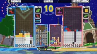 Video CEO 2017 - Puyo Puyo Tetris - Swap - Grand Final - Sixfortyfive vs LOSER Steelix100 MP3, 3GP, MP4, WEBM, AVI, FLV Juni 2018