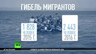 Почему ЕС и Frontex не могут справиться с рекордным потоком беженцев