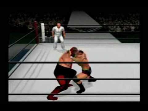 It's Vader Time: Videogame Match  Orton vs Big Van Vader