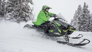 6. Arctic Cat 2018 ZR Snowmobiles