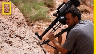 Grand Canyon - Behind The Scenes