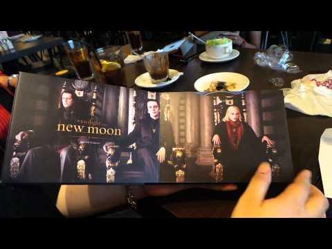 Unboxing: Twilight Forever DVD