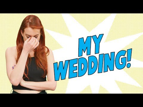 My Wedding Stresses Me The F*?k Out - Joanna Rants