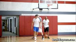DraftExpress - Chandler Parsons Pre-Draft Workout & Interview