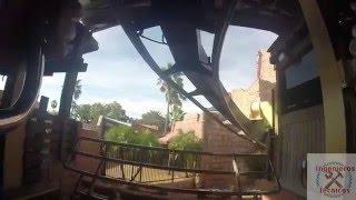 En el video de hoy les traemos otra monataña rusa del divertido parque de diversiones de Busch Gardens en Tampa Florida.Suscribanse!