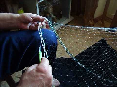Вязание сетей-видео 62