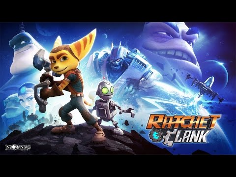 Ratchet & Clank – The Game, Based on the Movie, Based on the Game – HD Announcement Trailer