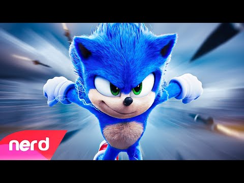 Sonic the Hedgehog Song | Gotta Go Fast