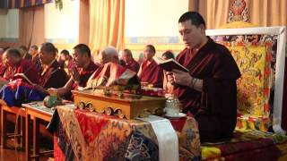 Sorry that the prayer is too long, it doesn't allow me to place it. Please search from website--lama chhenno or calling guru from afar.