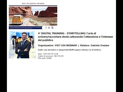 Video Digital Training - Storytelling (28-1-2021)