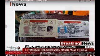 Video Basarnas Temukan Serpihan Pesawat, KTP, dan SIM Penumpang Lion Air JT 610 - Breaking iNews 29/10 MP3, 3GP, MP4, WEBM, AVI, FLV Januari 2019