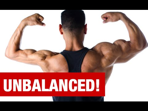 Muscle Imbalances : the causes and how to fix it yourself