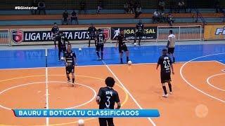 Copa Record: Bauru e Botucatu estão na semifinal da série Ouro