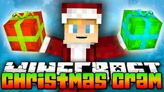 Minecraft: Christmas Cram Challenge (Minecraft 1.8.1 Christmas Mini-Game) w/Lachlan and Friends
