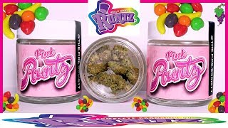 PINK RUNTZ STRAIN REVIEW by The Cannabis Connoisseur Connection 420