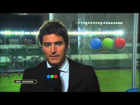 El análisis de Ariel Senosiaín. Temperley 0 - Boca 0. Fecha 1. Primera División 2016.