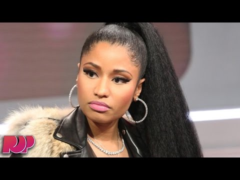 Nicki Minaj Ends New York Times Interview After Offensive Question (видео)
