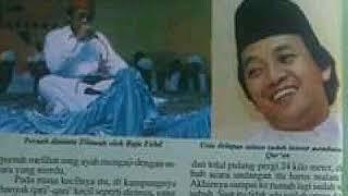 H Muammar ZA - Suara Ketika Muda Surah Ali Imron 30-50 | Masyaallah Versi Lawas
