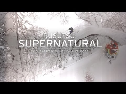 Rusutsu SuperNatural - Salomon Freeski TV S8 E03