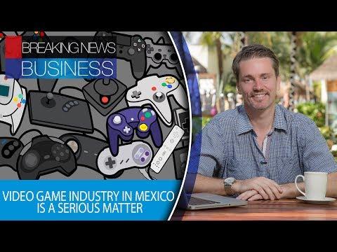 Video games in Mexico | Alsea in the USA | Chipotle's comeback