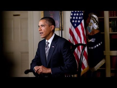 Weekly Address: Working Together to Meet our Fiscal Challenges thumbnail