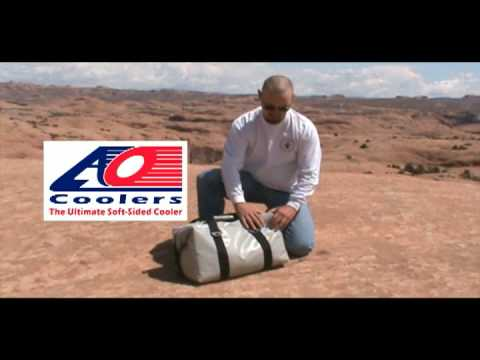 American Outdoors Ultimate Cooler - AO Cooler