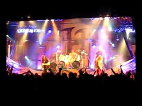 HammerFall - Any Means Necessary (Live Zagreb)