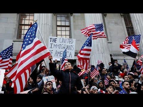 Δικαστικό «φρένο» στην ταξιδιωτική απαγόρευση Τραμπ