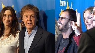 Video Paul McCartney and Ringo Starr attend 10th anniversary performance of LOVE MP3, 3GP, MP4, WEBM, AVI, FLV Agustus 2018