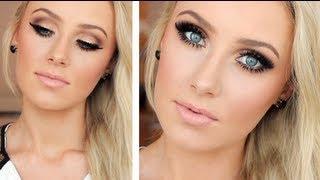 Ultimate Bronze Smokey Eye Tutorial - YouTube