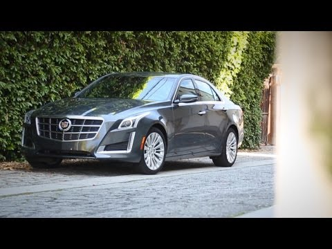 2014 Cadillac CTS Review - Kelley Blue Book