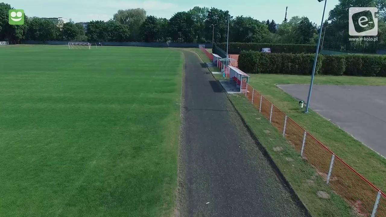 Rozpoczyna się budowa bieżni sportowej na stadionie w Kole
