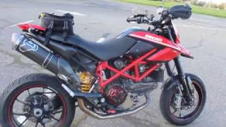 8. 2010 Ducati Hypermotard EVO SP Walk Around