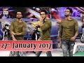 Jeeto Pakistan - Karachi Kings Special - 27th January 2017 - ARY Digital