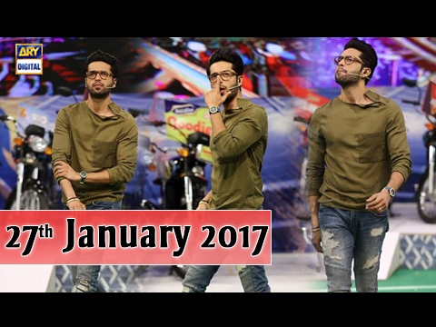 Video Jeeto Pakistan - Karachi Kings Special - 27th January 2017 - ARY Digital download in MP3, 3GP, MP4, WEBM, AVI, FLV January 2017
