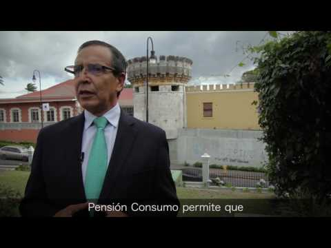 Rolando González sobre Pensión Consumo