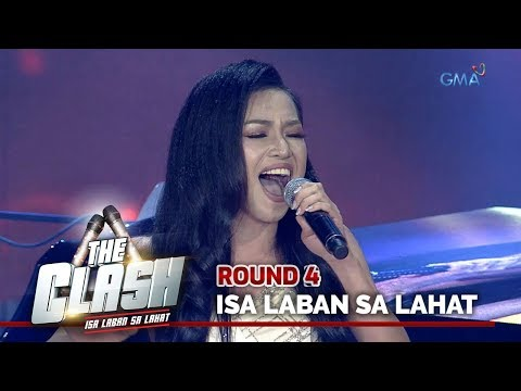 """The Clash 2019: Jeniffer Maravilla's HIGH-PITCHED rendition of Ex B's """"Hayaan Mo Sila"""" 