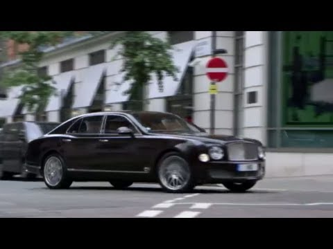 Bentley Mulsanne Bespoke 2013 Visionaries Commercial Carjam TV HD Car TV Show