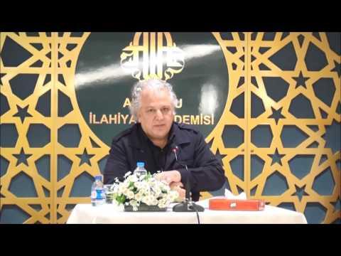 Prof. Dr. Gürbüz DENİZ ile ''İbn-i Sina'' konulu Seminer